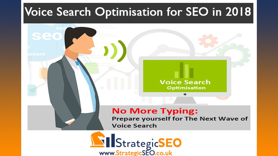 Google Voice search engine optimisation for mobile and desktop