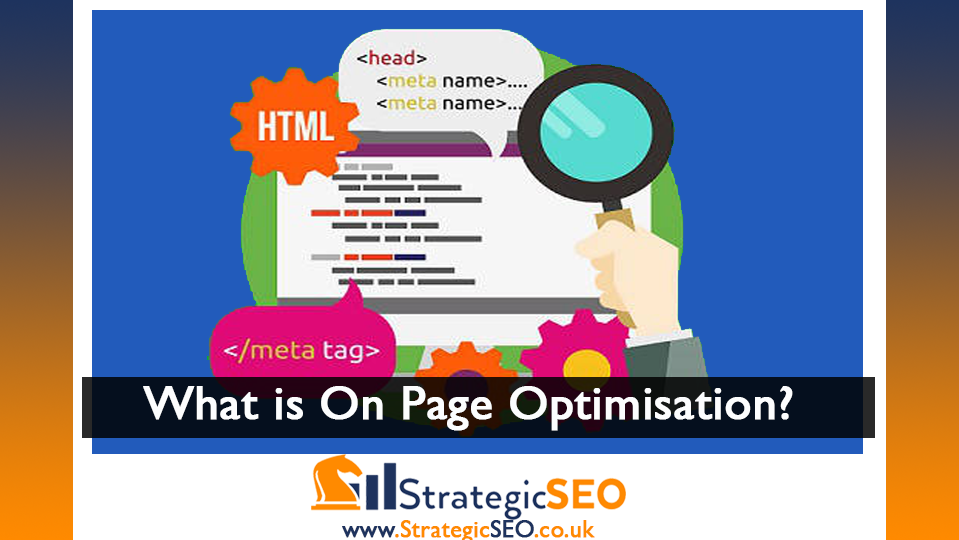 What is on-page SEO and what factors should I consider for my website?