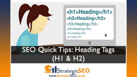 Heading tags for SEO results