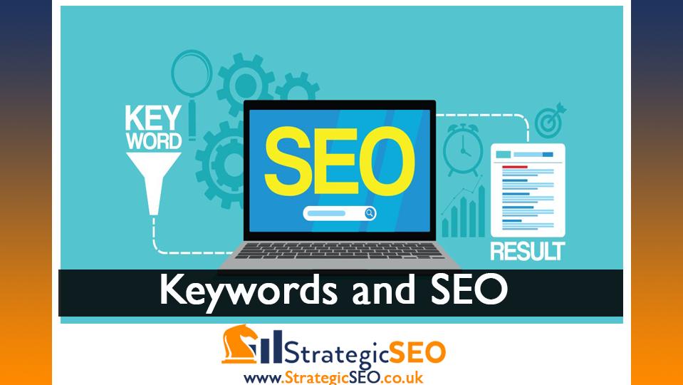 Understanding keywords and SEO