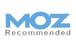 Accredited Moz Recommended